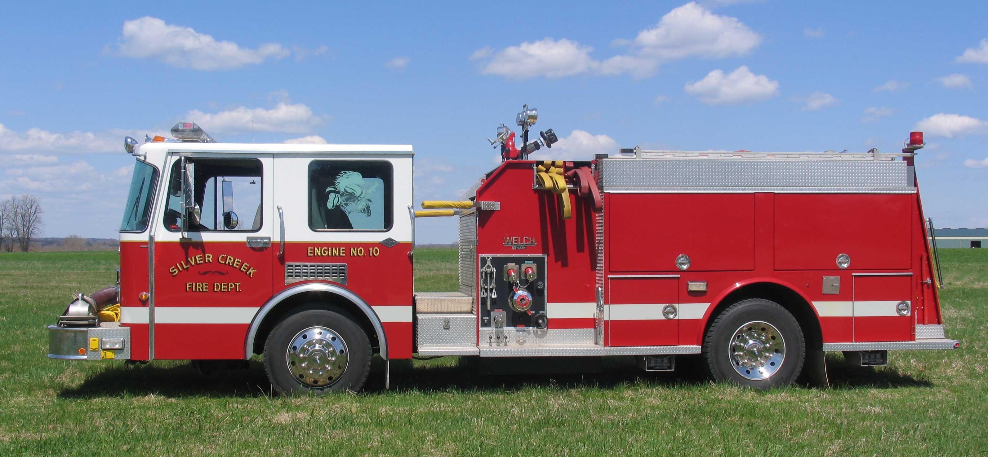 Silver Creek Fire Department Apparatus