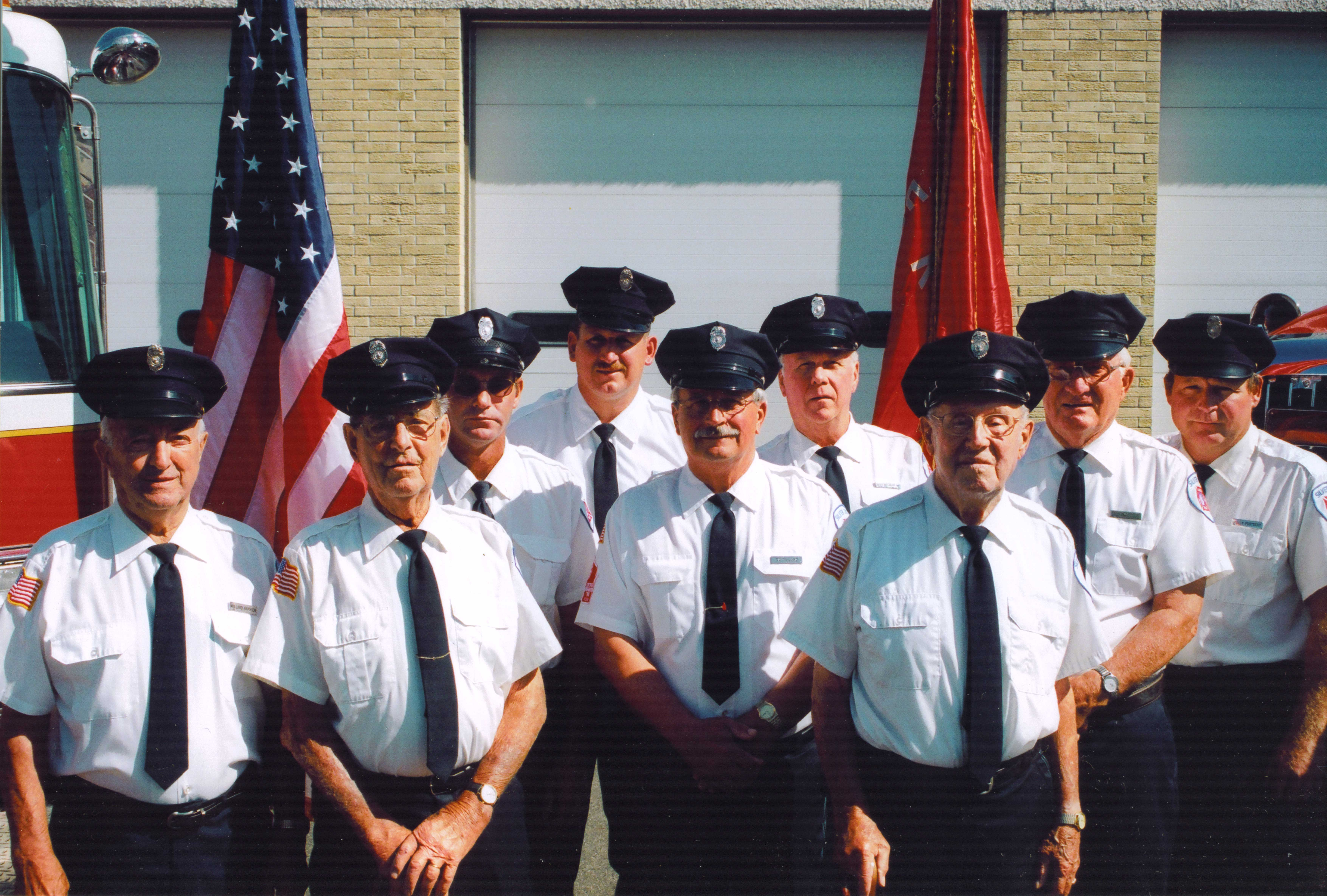 Chief Officers 1957-2005